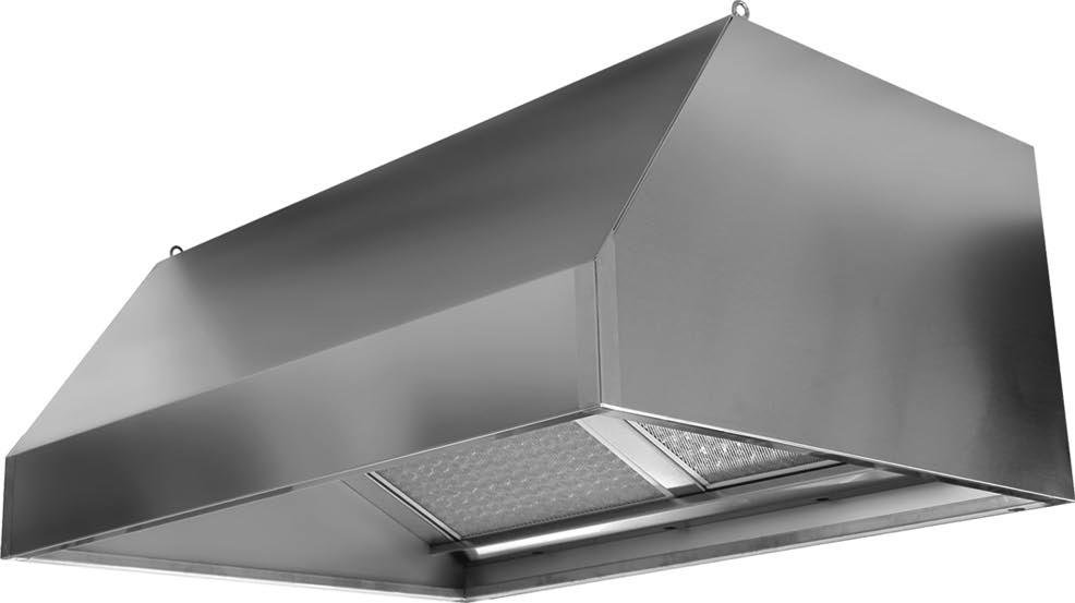 Cappe ai carboni attivi senza canna fumaria abbattitori for Cappe aspiranti per cucina vortice